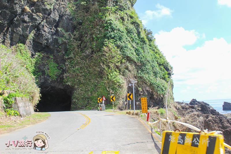 綠島景點 馬蹄橋 龍蝦洞 大哥隧道