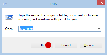 Window Run command