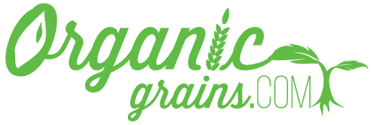 My favorite source for Organic Grains