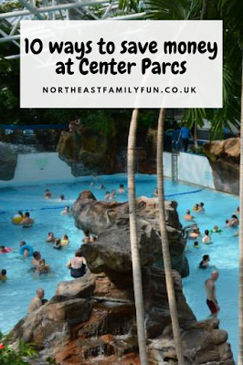 10 Ways to save money at Center Parcs #CenterParcs #MoneySaving #FamilyTravel #Lodges #England