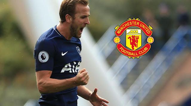 Harry Kane masuk dalam daftar incaran Manchester United Berita Terhangat Manchester United Siapkan Rp 3 Triliun untuk Harry Kane