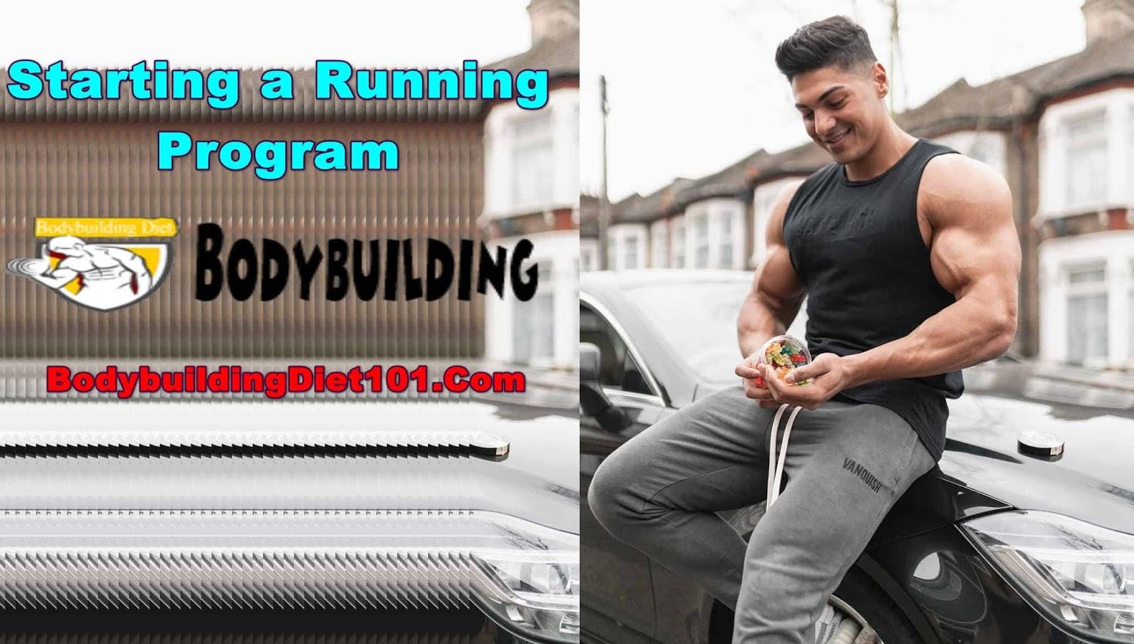 Starting a Running Program
