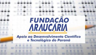 Concurso FAPPR Fundação Araucária 2017