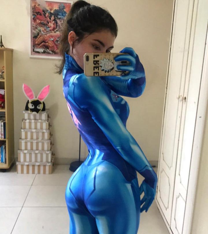 As cosplayers mais sensuais do Brasil e mais bonitas do Instagram