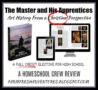 The Master and His Apprentices: A Christian Perspective on Art History {review}