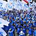 Peringati May Day 2019 SPN Bogor Raya Kerahakan 10 Ribu Buruh Di Cibinong