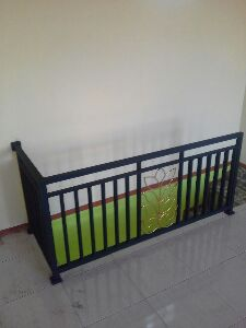 contoh pagar besi minimalis model 1