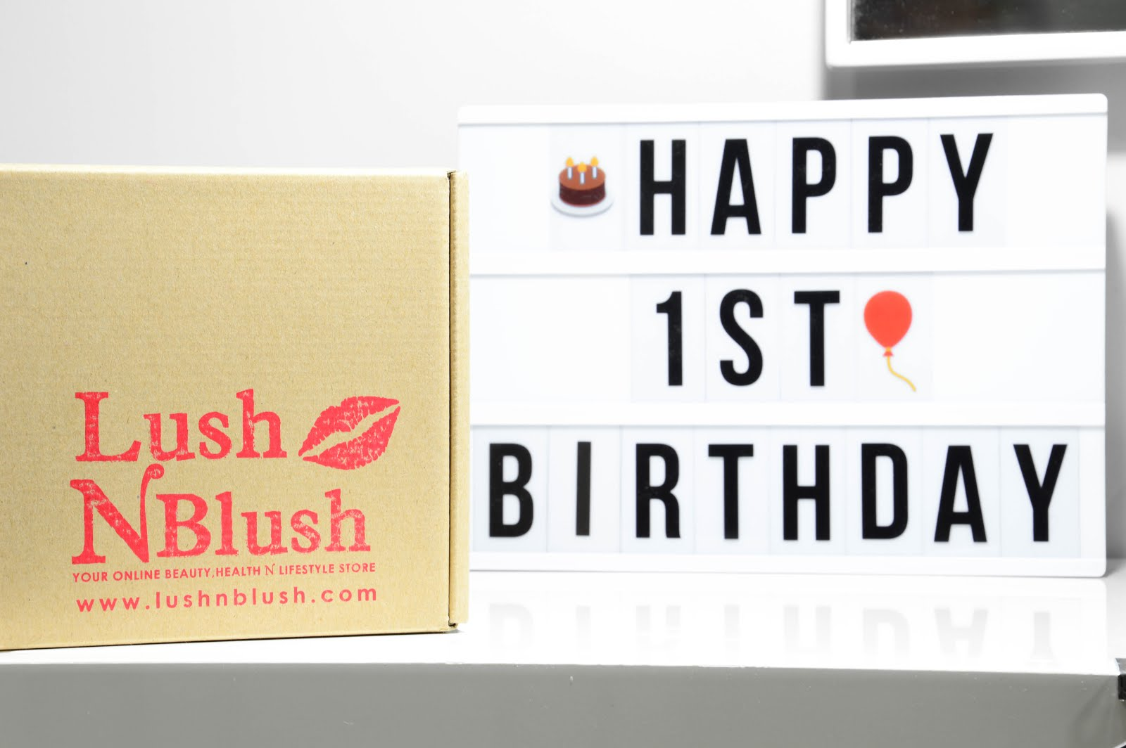 lush n blush birthday sale