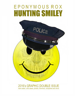 HUNTING SMILEY (2016's double graphic issue)
