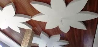 Plafond Kayu Kudus
