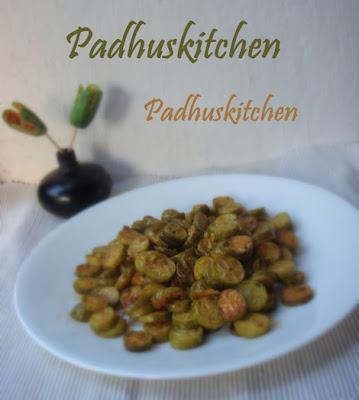 Tindora fry-Dondakaya fry-Kovakkai fry