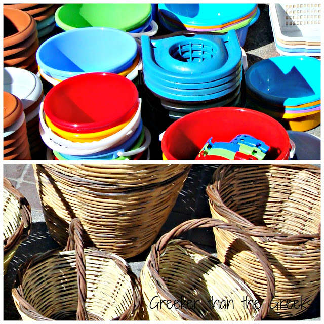 Baskets & bowls