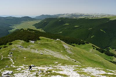 Quarto Di Monte.Natura Grezza Monte Porrara Dal Quarto Santa Chiara