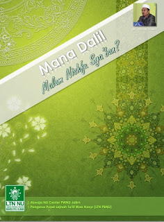 Download Buku Mana Dalil Nisfu Sya'ban