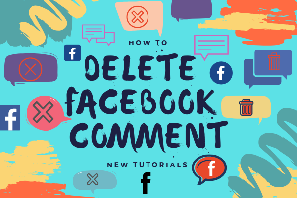 How To Delete A Facebook Comment<br/>