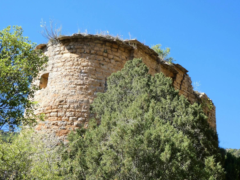 Ermita de Sant Pere de Queralt o de la Vall