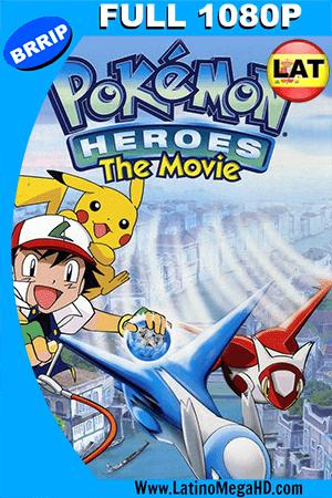 Pokemon 5: Héroes Pokémon: Latios y Latias (2002) Latino Full HD 1080P ()
