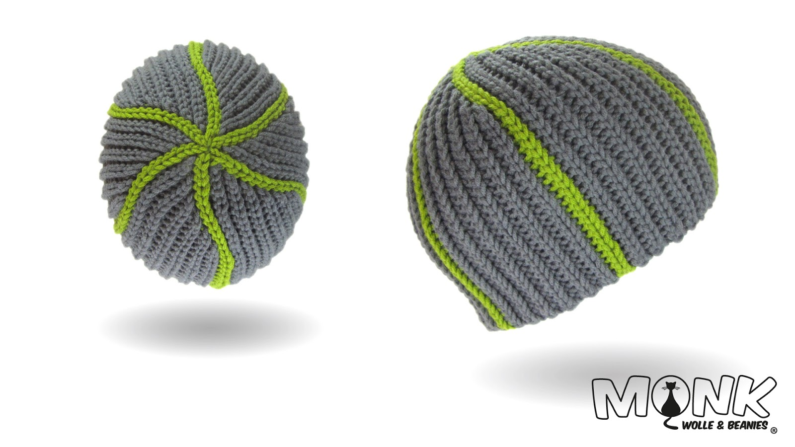 Monk Wolle Beanies 2016