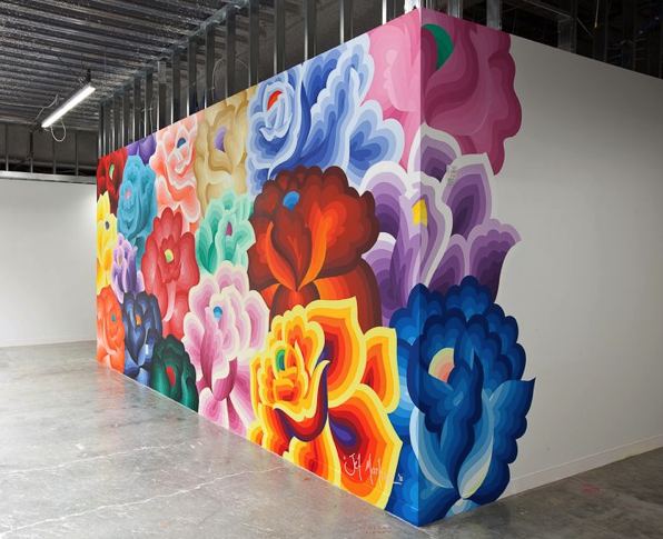 Terkeren 25+ Gambar 3d Bunga Di Tembok - Gambar Bunga Indah