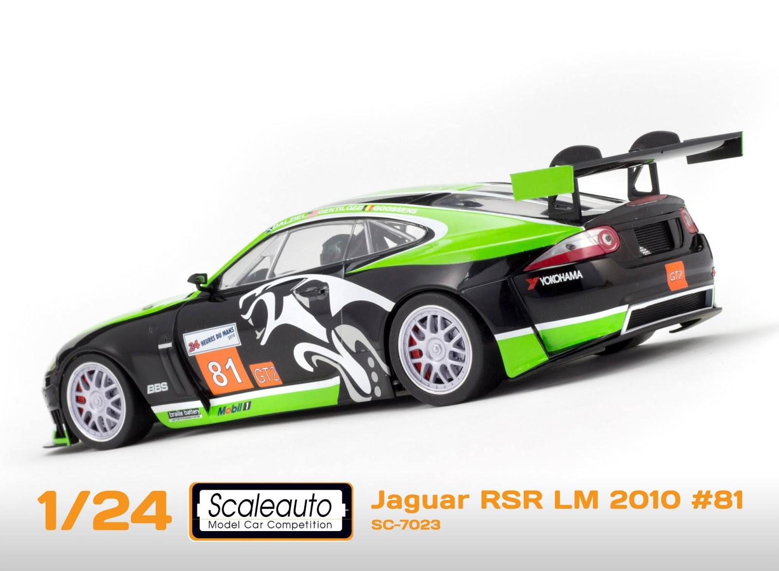 ManicSlots' slot cars and scenery: NEWS: Scaleauto Jaguar ...