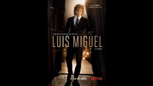 """[Series] 'Luis Miguel: la serie', un acercamiento a """"El Sol"""" de México"""