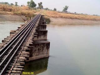 श्योपुर कलां से ग्वालियर नैरो गेज ट्रेन यात्रा