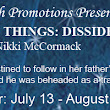 Dissident by Nikki McCormack - Book Tour and Giveaway