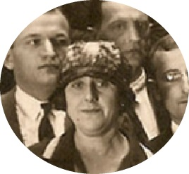 La ajedrecista Paula Wolf-Kalmar