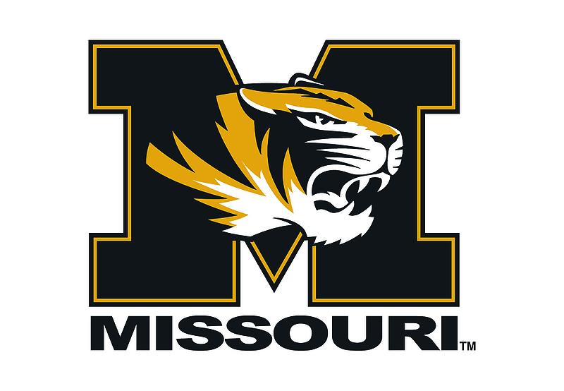 Paw Logo Tiger Football