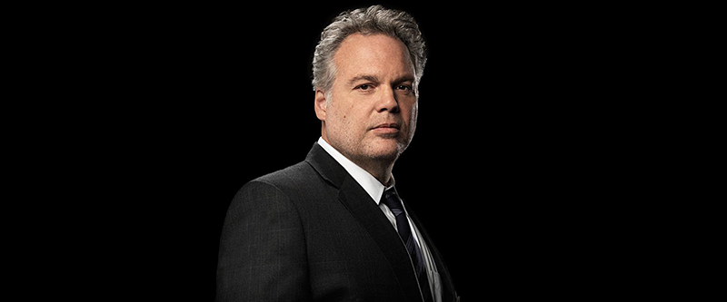 In Character Vincent Donofrio And So It Begins