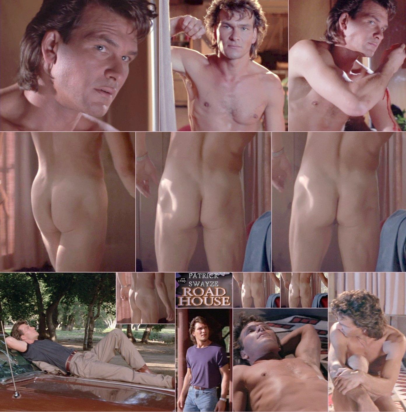 Patrick Swayze Naked 36