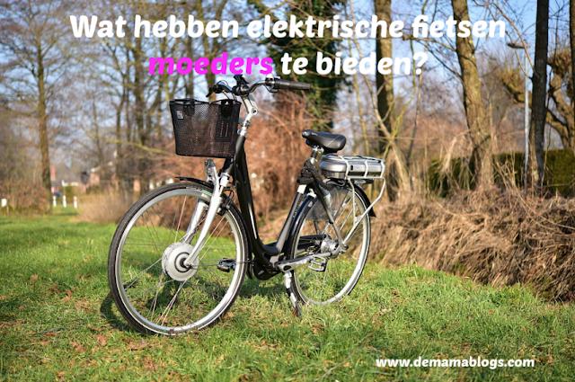 elektrische fiets voor moeders