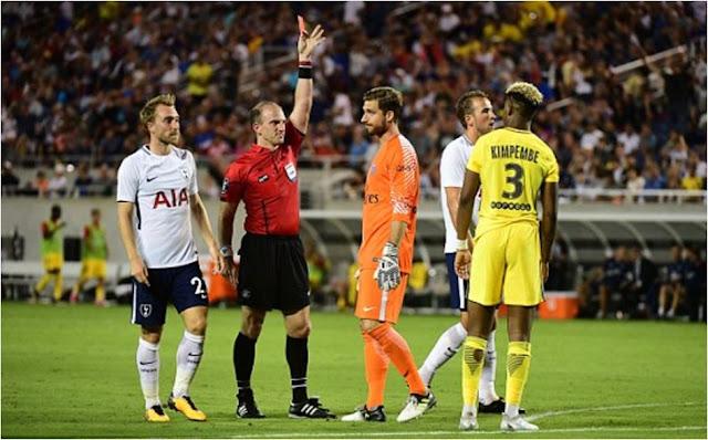 Tottenham Berhasil Kalahkan PSG 4-2 di ICC 2017