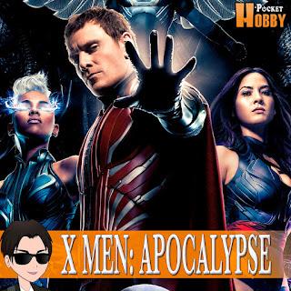 X-men: Apocalypse (Não deu pra mim)