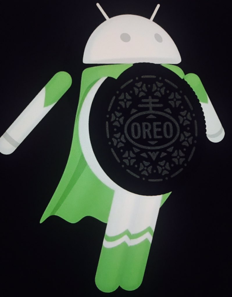 Is This The Android O Statue?