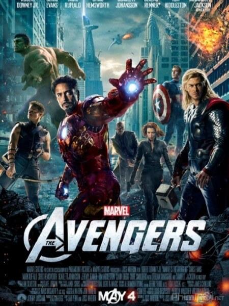 Biet doi sieu anh hung - The Avengers 2012 Vietsub