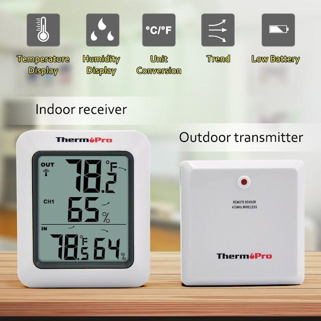 thermopro tp60 sensor