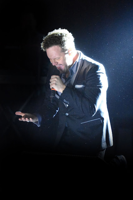 Cantante. David Phelps.