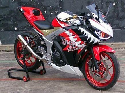 Gambar Modifikasi Motor Yamaha R25