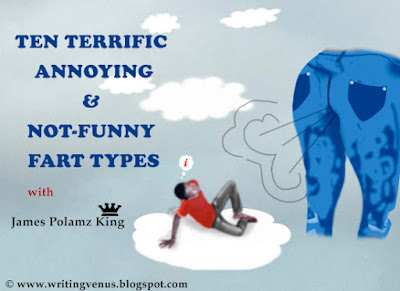 Types of farts, funny articles, humour, humor, comedy
