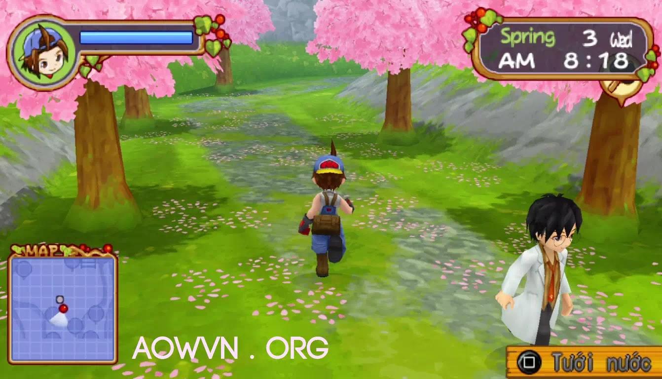 AowVN.org minz%2B%252817%2529 - [ HOT ] Harvest Moon Hero of Leaf Valley Việt Hoá 100% | Android & PC PSP - Siêu phẩm nông trại RPG huyền thoại