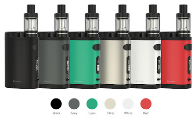 About Eleaf Pico Dual 200W TC Kit