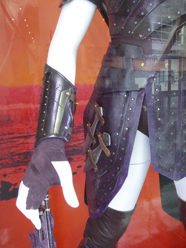 Antiope costume detail Wonder Woman