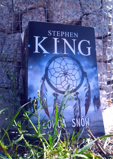 """""""Łowca snów"""" Stephen King"""