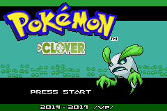 pokemon clover cover