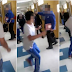Teenage Student Punches Teacher Because He Was Sent Out Of Class