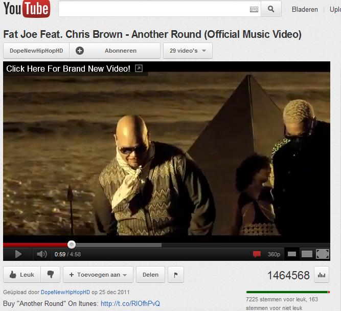 Veritas Aequitas: Chris Brown ft. Fat Joe - Another Round (Illuminati