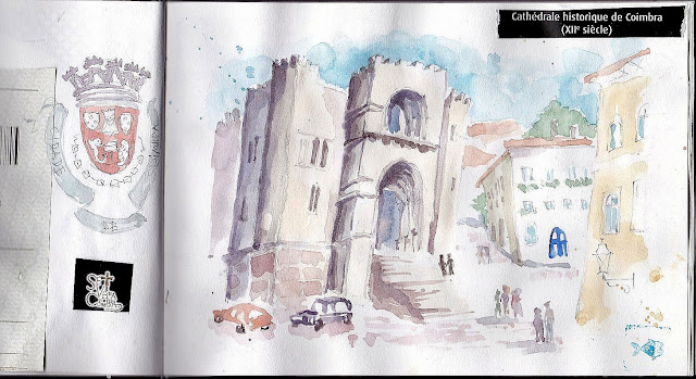 Coimbra-Cathedral-sketch