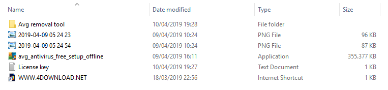 AVG Internet Security 2019 v19.4.4318 Full version free download