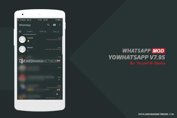 YoWhatsApp V7.95 By Yousef Al Basha